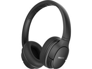 PHILIPS Black TASH402BK/27 Wireless Headphones