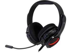 SYBA GamesterGear PC200 PC Wired Gaming Headset with Detachable Mic