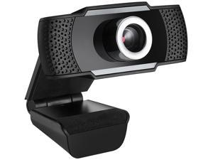 Adesso CYBERTRACK H4 USB 2.0 WebCam with Built-in Microphone