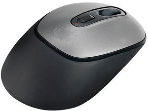 ADESSO iMouse A10 Left/Right Click, Scroll Wheel/Middle Button, DPI Button Buttons 1 x Wheel RF 2.4 GHz RF Wireless Optical Antimicrobial Wireless Mouse