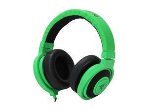 Razer Kraken Pro Over Ear PC Gaming and Music Headset- Green