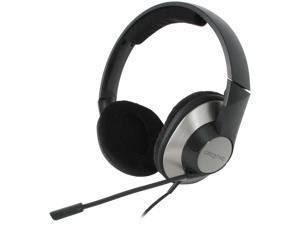 Creative 51EF0390AA001 3.5mm Connector Circumaural ChatMax HS-620 Headset