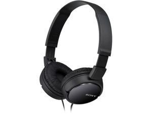 SONY  Black  MDRXZ110/BLK  OH Headphone 30mm Driver Unit