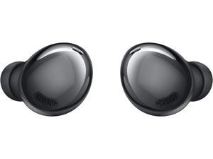 Samsung Galaxy Buds Pro, Bluetooth Earbuds, True Wireless, Noise Cancelling, Charging Case, Quality Sound, Water Resistant, Phantom Black