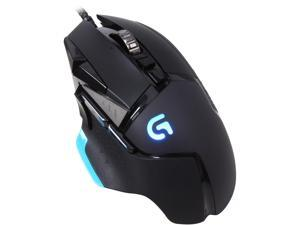 Logitech Recertified 910-004074 G502 Proteus Core Tunable Gaming Mouse with Fully Customizable Surface, Weight and Balance Tuning