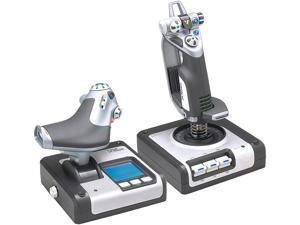 Logitech X52 G Saitek X52 Flight Control System
