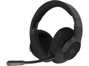 Logitech 981-000708 G433 7.1 Wired Gaming Headset with DTS Headphone: X 7.1 Surround for PC, PS4, PS4 PRO, Xbox One, Xbox One S, Nintendo Switch - Black