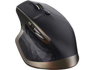Logitech MX Master Wireless Mouse – High-Precision Sensor, Speed-Adaptive Scroll Wheel, Easy-Switch up to 3 Devices