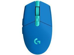Logitech G305 910-006012 Blue 6 Buttons 1 x Wheel Lightspeed Wireless Gaming Mouse