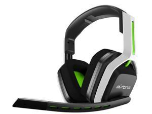 ASTRO Gaming A20 Wireless Gen 2 Headset for XBox Series X/S, XBox One - White/Green