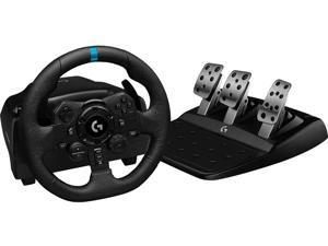 Logitech G923 TRUEFORCE Sim Racing Wheel for PS5, PS4 & PC
