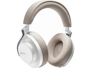 SHURE AONIC 50 White SBH2350-WH Premium Wireless Noise Cancelling Headphones