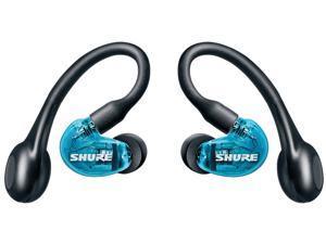 SHURE AONIC 215 True Wireless Sound Isolating Earphones (Blue)