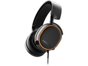 SteelSeries ARCTIS 5 7.1 Surround RGB Gaming Headset - Black (2019 Edition)
