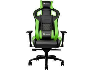 Tt eSPORTS GTF 100 (GC-GTF-BGMFDL-01) GTF 100 Gaming Chair Black & Green