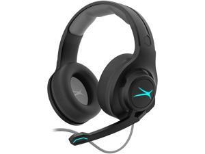 ALTEC LANSING AL2000 Circumaural Gaming Stereo Headset - LED Lighting on Earcup & Mic