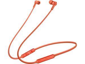 HUAWEI FreeLace, Sport Wireless Earphone, 18hr Music Playback, Fast-charging, IPX55 Water-resistant, Orange