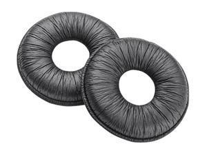PLANTRONICS 67712-01 Black Leatherette Ear Cushion (SupraPlus)