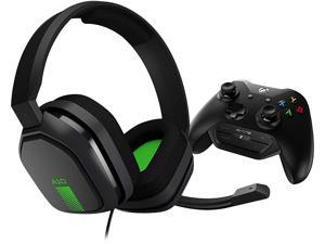 ASTRO Gaming A10 Headset + MixAmp M60 for XBox Series X/S, Xbox One  -Green/Black
