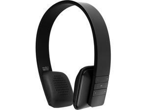 Aluratek Black ABH04FB Bluetooth Wireless Stereo Headphones