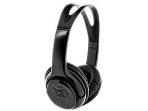 Bytech Black BY-AU-BO-110-BK Circumaural Bluetooth Headphones