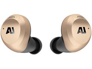 Ausounds AUSHB101-Gold AU-Stream Hybrid True Wireless Hybrid Noise Cancelling Earbuds