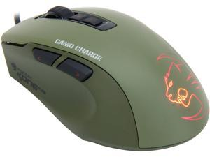 ROCCAT Kone Pure Military ROC-11-711 7 Buttons 1 x Wheel USB Wired Optical Core Performance Gaming Mouse - Camo Charge