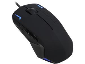 ROCCAT Kova+ ROC-11-520 Black 1 x Wheel USB Wired Optical Gaming Mouse