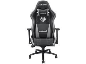 Anda Seat Spirit King Series Gaming Chair - Black / Grey (AD4XL-05-BG-PV-G03)