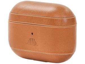 intelliArmor CarryOn Camel IA-CYON-CML Genuine Leather Case for AirPod
