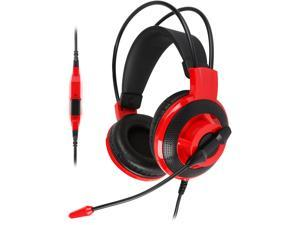 MSI DS501 3.5mm Connector Circumaural Gaming Headset