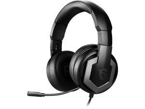 MSI Immerse GH61 USB 2.0 or 3.5mm Connector Circumaural Gaming Headset