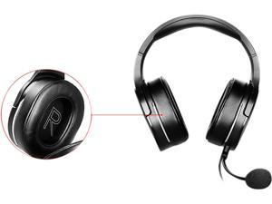 MSI Immerse GH20 3.5mm Connector Circumaural Gaming Headsets
