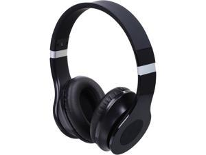 Fuji Labs Wireless AUFJ-W-HD2000-BK Professional Stereo Headphones - Black
