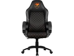 COUGAR Fusion Black High Comfort Gaming Chair