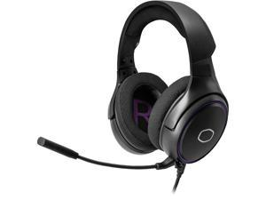 Cooler Master MH630 Gaming Headset with Hi-Fi Sound, Omnidirectional Boom Mic, and PC/Console/Mobile Connectivity