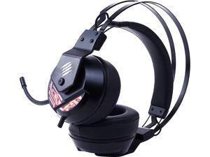 Mad Catz F.R.E.Q. 4 USB Connector Circumaural Gaming Headset