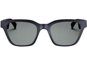 Bose Frames Audio Sunglasses with Open Ear Headphones, Alto M/L , Black - with Bluetooth Connectivity