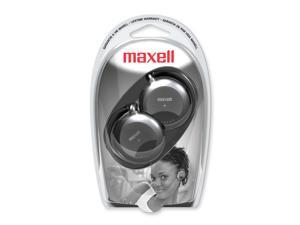Maxell 190561 3.5mm Connector Supra-aural Stereo Ear Clips