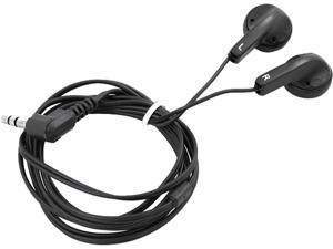 Mgear Black MG-WIRED-HEADPHONE-BLK Wired Headphones