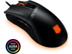 ASUS ROG Gladius II Origin Call of Duty: Black Ops 4 Edition Wired USB Optical Ergonomic FPS Gaming Mouse featuring Aura Sync RGB, 12000 dpi Optical, 50G Acceleration, 250 IPS sensors and swappable Om