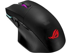 ASUS ROG Chakram P704 ROG CHAKRAM/CA Black 1 x Wheel USB Wired / 2.4GHz / Bluetooth Optical 16000 dpi Gaming Mouse