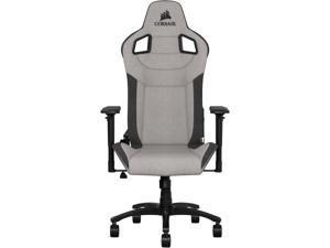 Corsair CF-9010031-WW T3 RUSH Gaming Chair - Gray/Charcoal