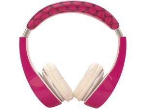 Sakar Barbie 30359 Kid Safe Over the Ear Headphone w/ Volume Limiter
