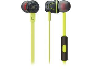 Phiaton C450S in Ear Stereo Earbuds Headphones Wired Earphones with Microphone and Controller, Extreme Bass