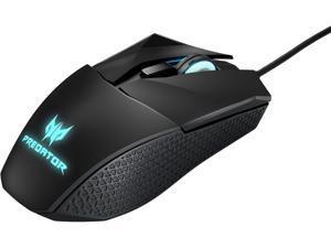 Acer Predator CESTUS 300 Wired Gaming Mouse - Black