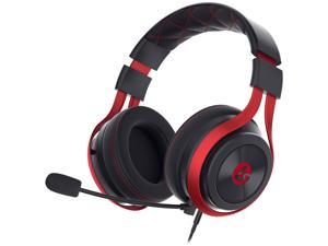 LucidSound - LS25 eSports Pro Tournament Gaming Headset - Engineered for Comfort, Quick Access Controls, and Dual Mic Design – PC -  Xbox One, PlayStation 4, Mobile, Nintendo Switch - PC; Mac; Linux