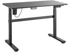 TygerClaw TYDS140067 Sit-Stand Desk with Desktop