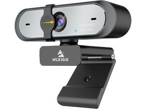 NexiGo N660P Pro FHD USB Computer Web Camera, for OBS Gaming Zoom Meeting Skype FaceTime Teams