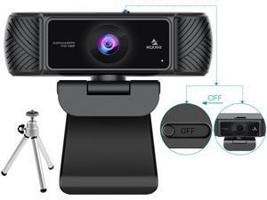 NexiGo N680P Pro USB FHD Computer Web Camera/Mic Video Cam for Skype Zoom Streaming Gaming Conferencing, Mac PC Laptop Desktop